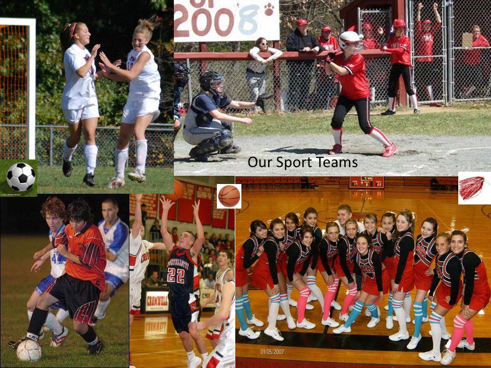 Our Sport Teams