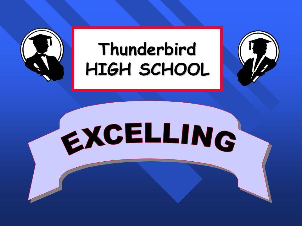 Thunderbird HIGH SCHOOL