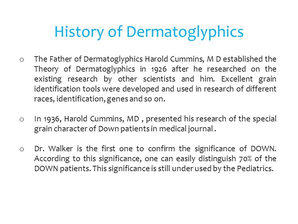 o In 1969, John Mulvihill, MD and David W.