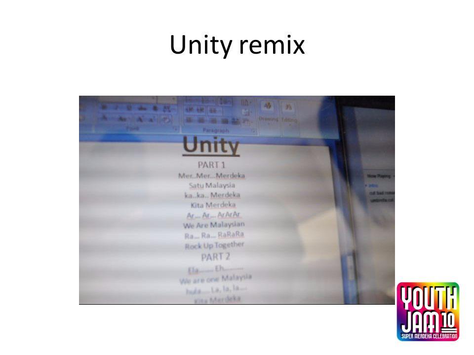 Unity remix