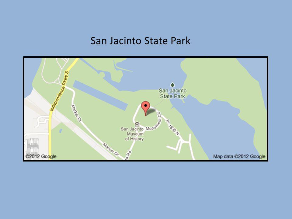 San Jacinto State Park