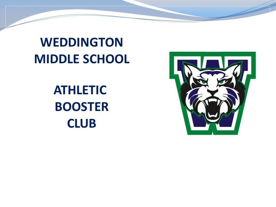WEDDINGTON MIDDLE SCHOOL ATHLETIC BOOSTER CLUB