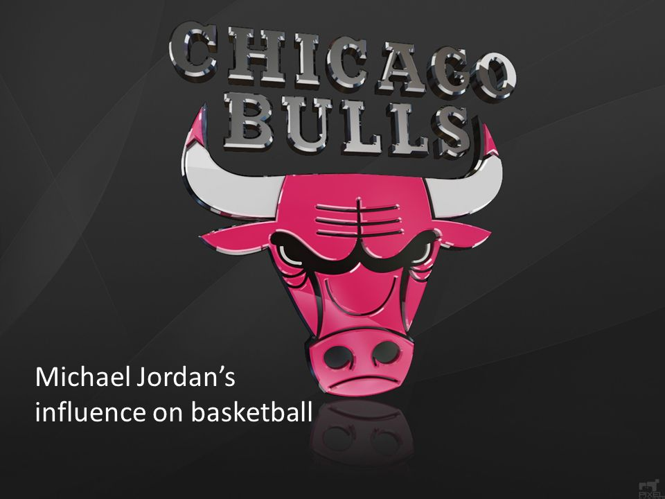 THE MAN THAT REINVENTED THE SPORT Michael Jordan was named one of the 50 greatest players of all time by the NBA.