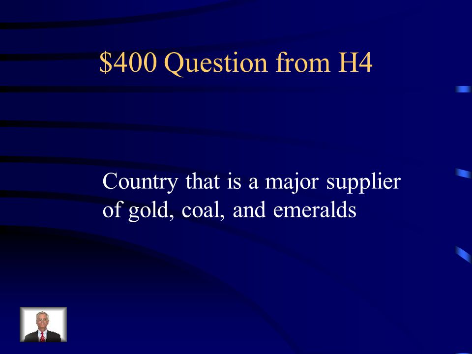 $300 Answer from H4 What is Venezula