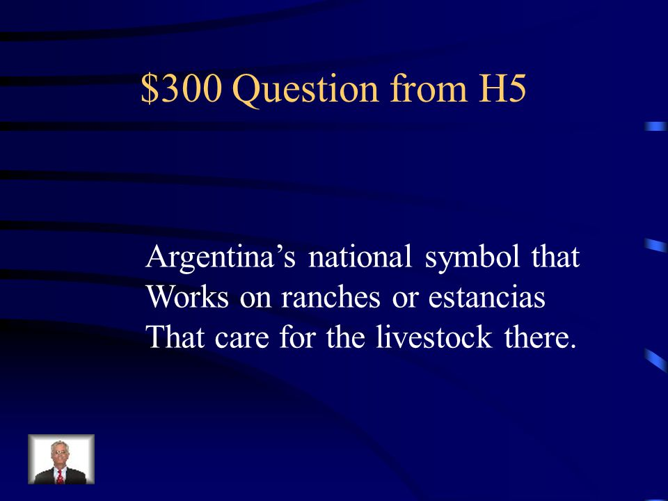 $200 Answer from H5 What is mestizos