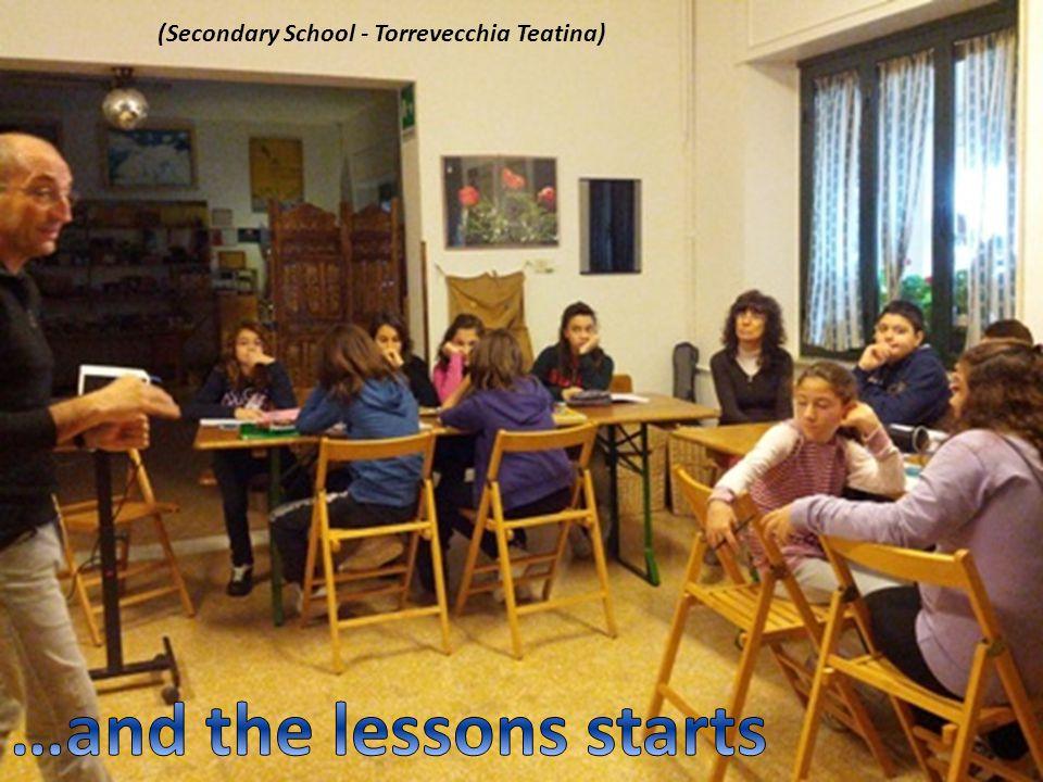 (Secondary School - Torrevecchia Teatina)