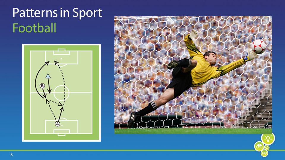 5 Patterns in Sport Football