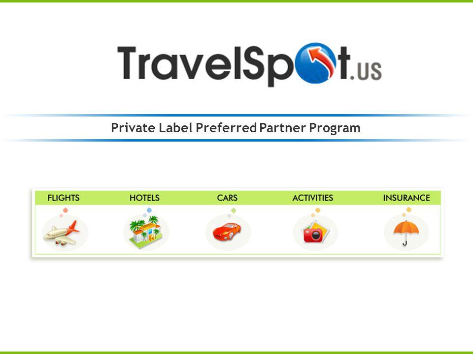 Private Label Preferred Partner Program