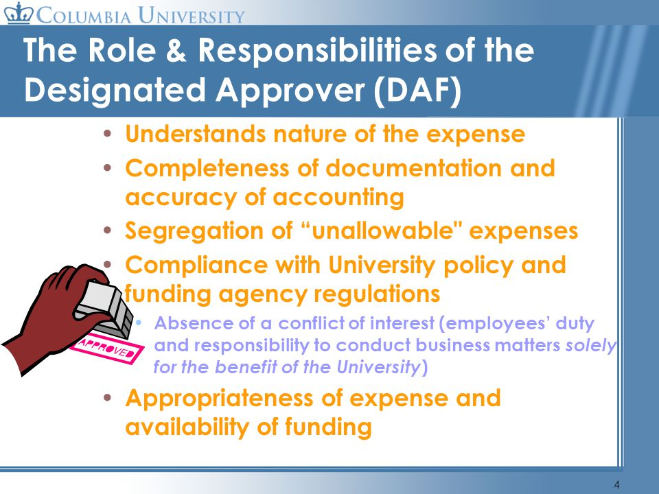 65 Processing a voucher requiring Supplemental Approval Role & Responsibilities of Processors of Travel & Business Expense transactions Reviews voucher to identify common policy departures that require Supplemental Approval Identifies this in AP/CAR for review by the Supplemental Approval Resources List maintained in AP/CAR List on AP website Policy documents Training manual