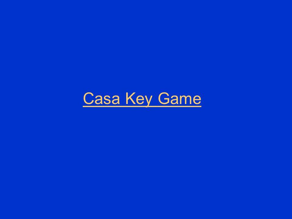 Casa Key Game