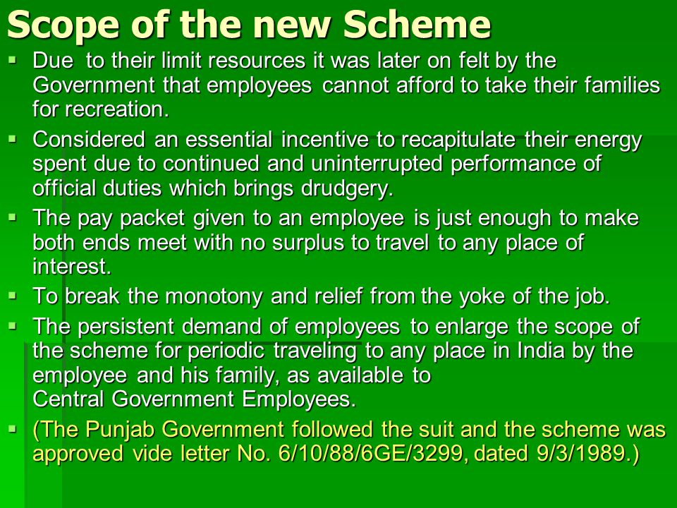 Rules shall not apply: Government servant not in whole time employment.