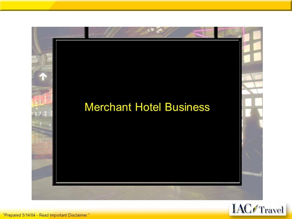 Merchant Hotel Business