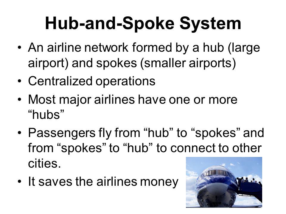 Hub-and Spoke System