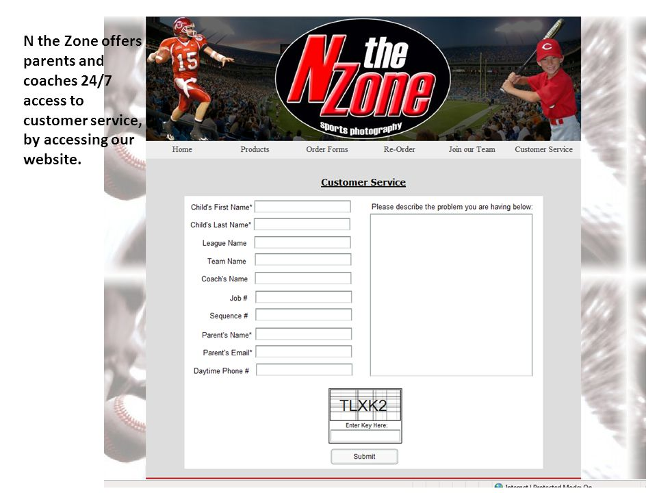 N the Zone has one of the most innovated databases in the industry allowing us to service our customers problems in real time.