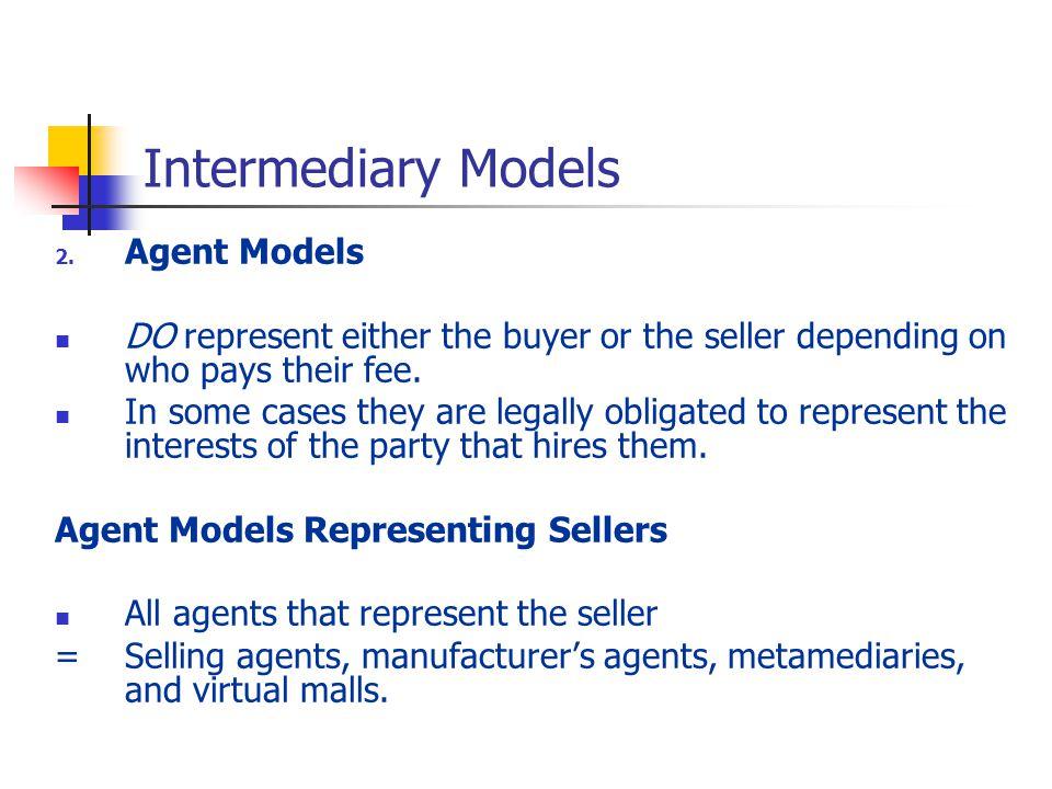 Intermediary Models 2.