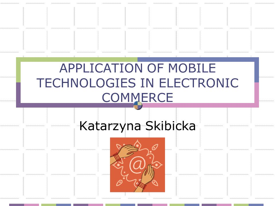 Classification of M-Commerce Services and Applications Based on functionality: Directory- oriented Provides information to mobile users (only read request to directory) Eg.