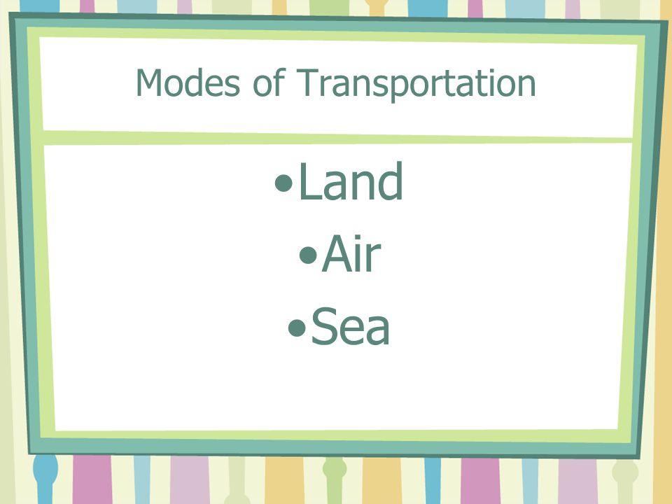 Land Car Bus Train Bicycle Animals
