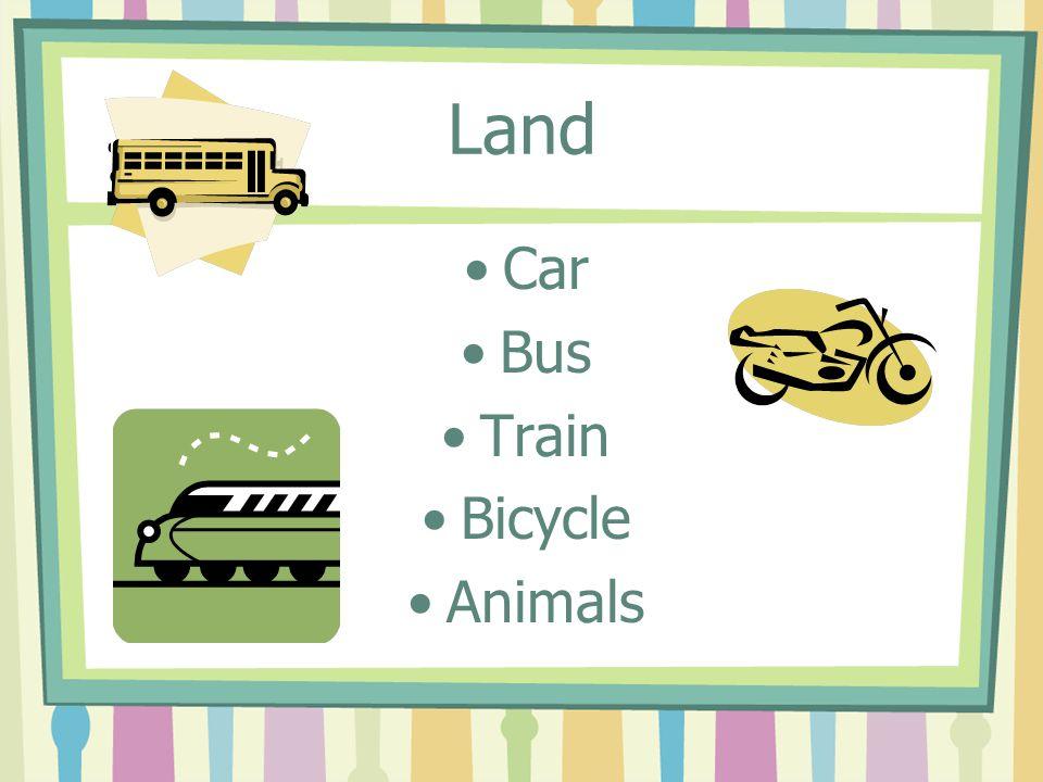 Teacher Resource Books, games, and crafts http://www.fastq.com/~jbpratt/education/the me/transportation/main.htmlhttp://www.fastq.com/~jbpratt/education/the me/transportation/main.html