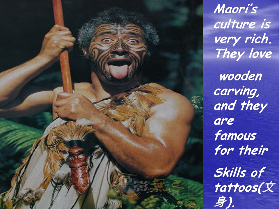 Maoris arrived in New Zealand in 10 boats from an island near Tahiti in the 1100s.