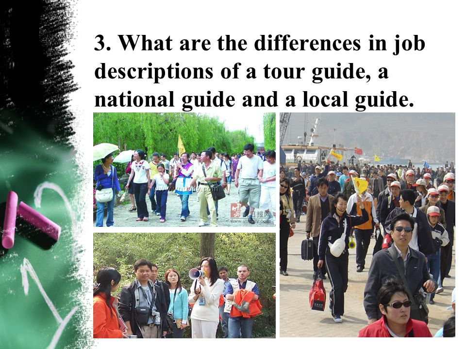 1 The tour leader, also referred to as the tour escort in Central America, or tour conductor in Japan,is assigned by the travel service, organizing the tour group.