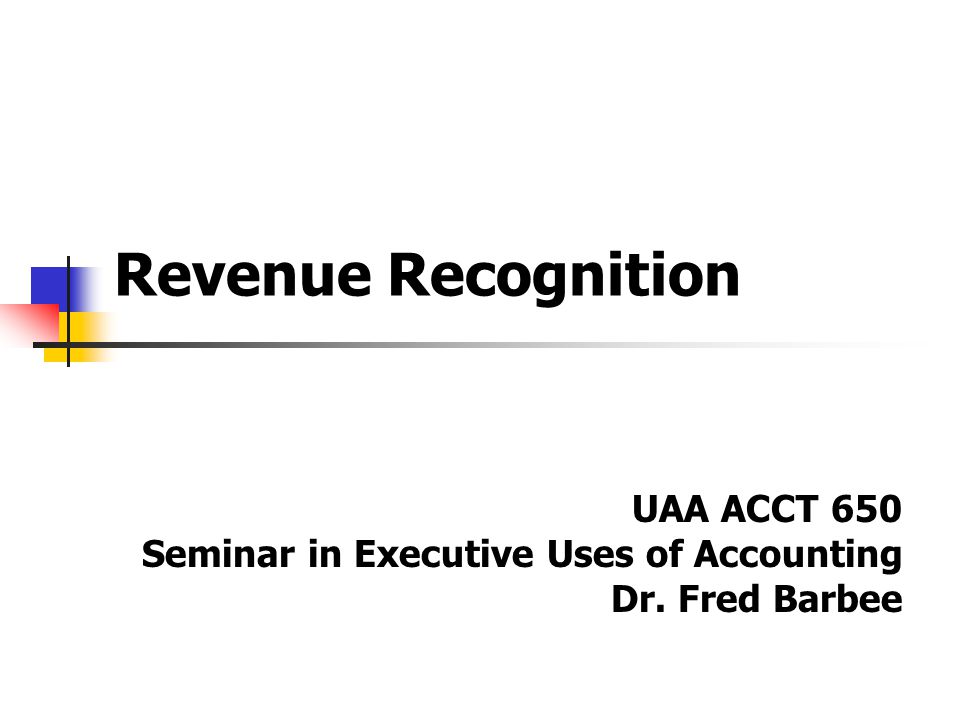 Criteria for Revenue Recognition The amount of revenue that will be collected is reasonably assured and is measurable with a reasonable degree of certainty.