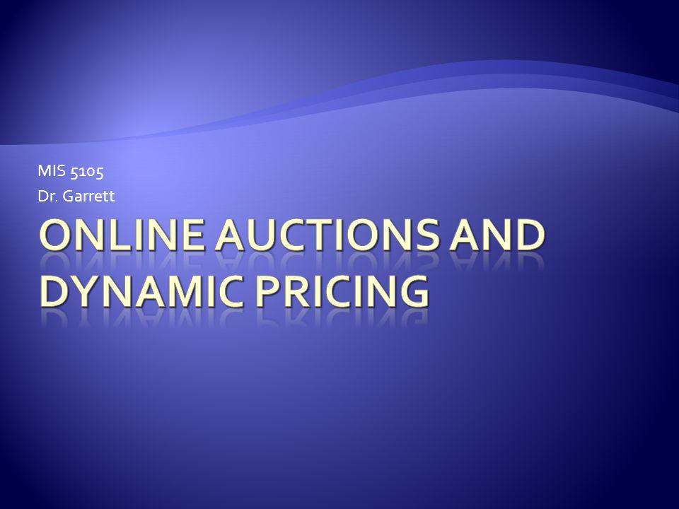 Forrester Research, October 4, 2005: Online consumer auction sales will reach $65 billion by 2010, accounting for nearly one-fifth of all online retail sales.