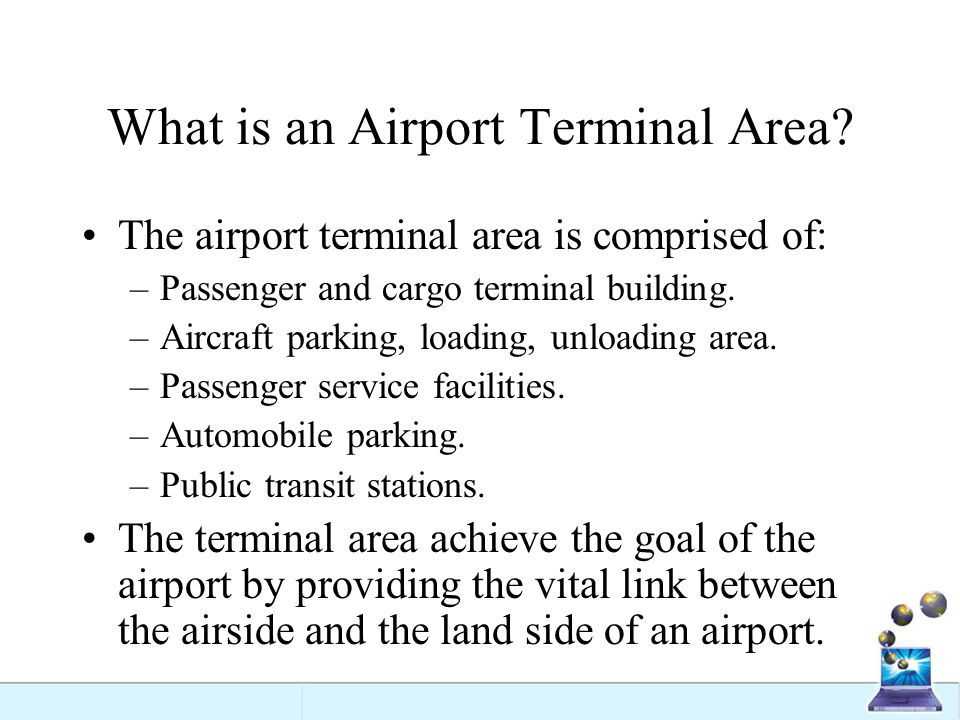Terminal? In a dictionary, the term terminal usually means or implies an end or ending.