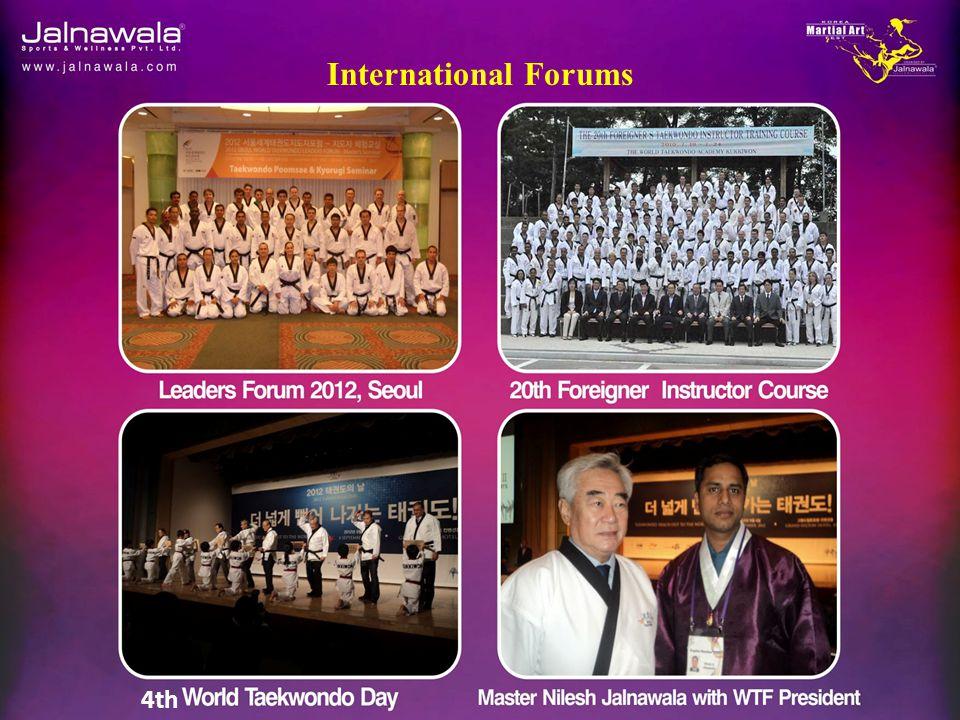 International Forums 4th