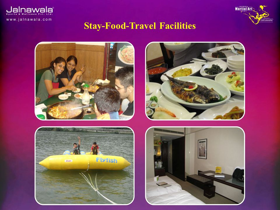 Stay-Food-Travel Facilities