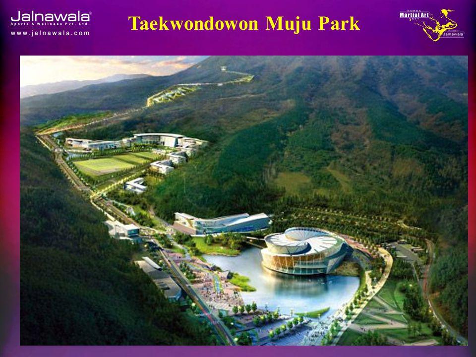 Taekwondowon Muju Park