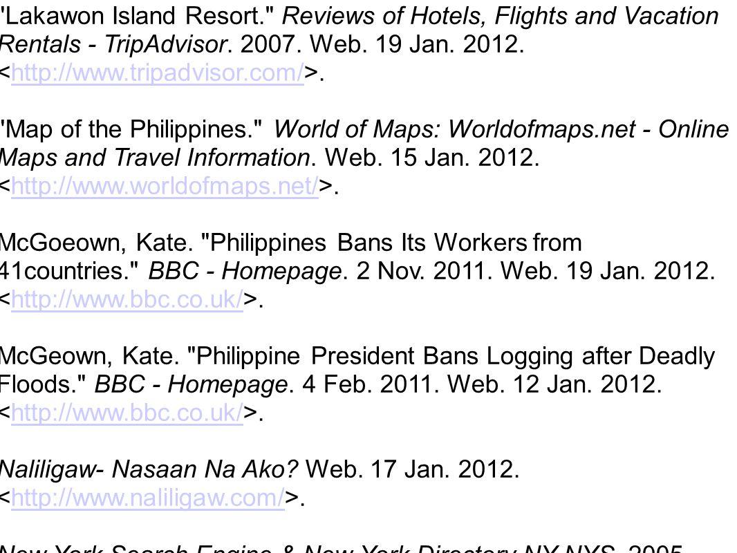 Lakawon Island Resort. Reviews of Hotels, Flights and Vacation Rentals - TripAdvisor.
