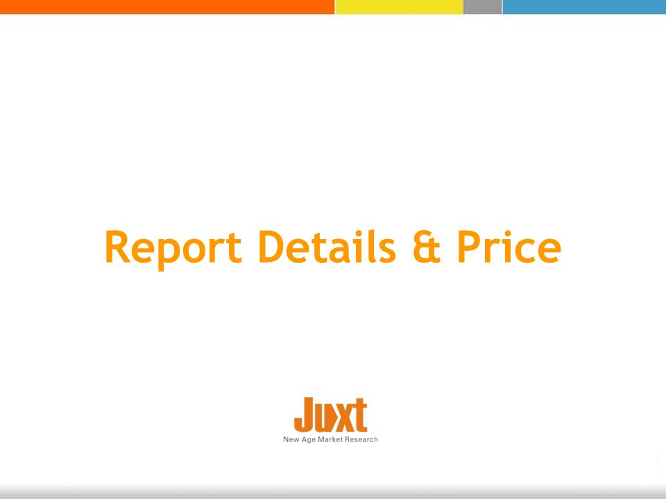 Report Details & Price