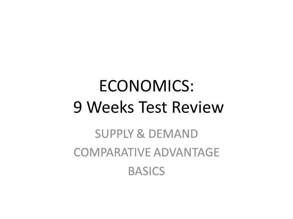 1.What is the difference between demand and quantity demanded.