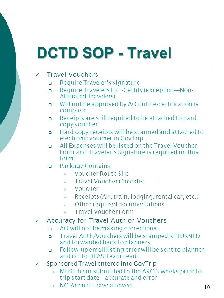 Travel Vouchers Require Travelers signature Require Travelers to E-Certify (exceptionNon- Affiliated Travelers) Will not be approved by AO until e-cer
