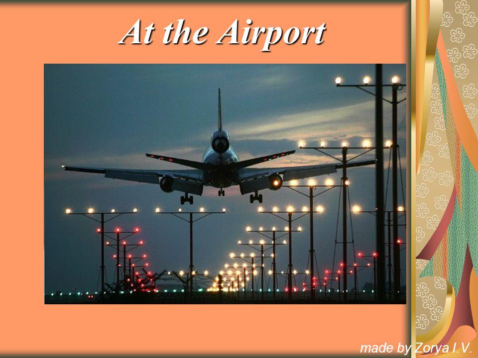At the Airport made by Zorya I.V.