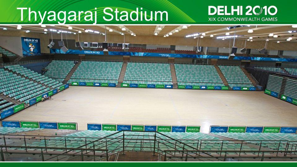 Thyagaraj Stadium