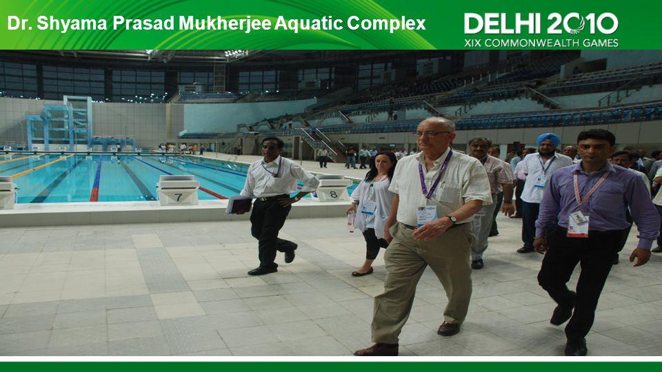 Dr. Shyama Prasad Mukherjee Aquatic Complex