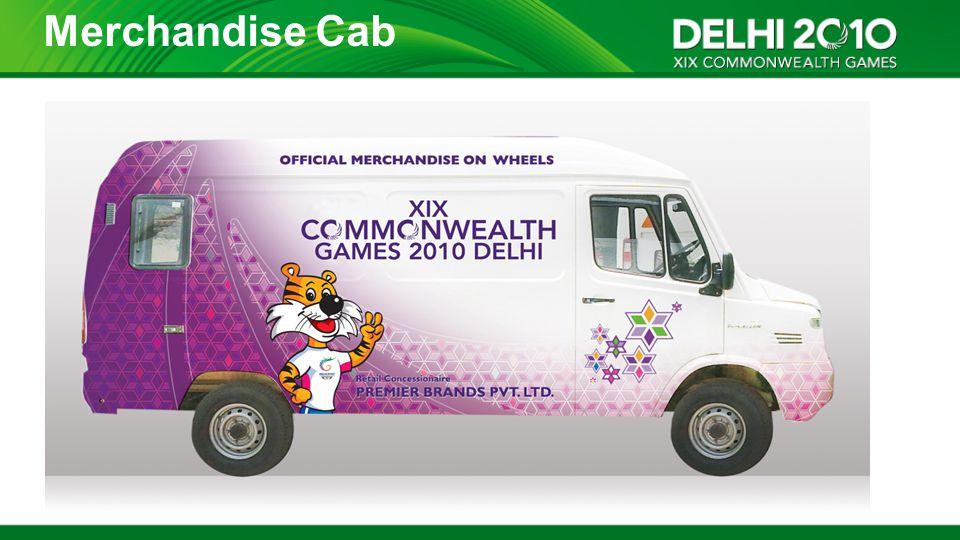 Merchandise Cab