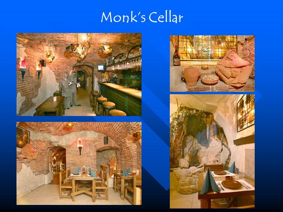 Monks Cellar