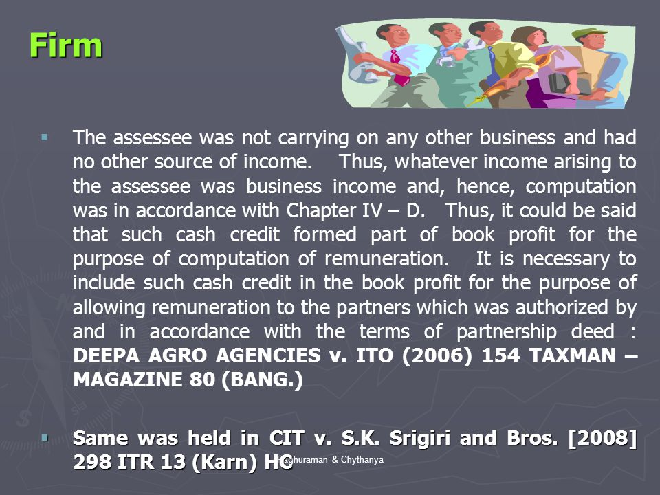 Raghuraman & Chythanya Interest Interest free advance to sister concerns -In the present case, the assessee borrowed the fund from the bank and lent some of it to its sister concern (a subsidiary) as interest free loan.