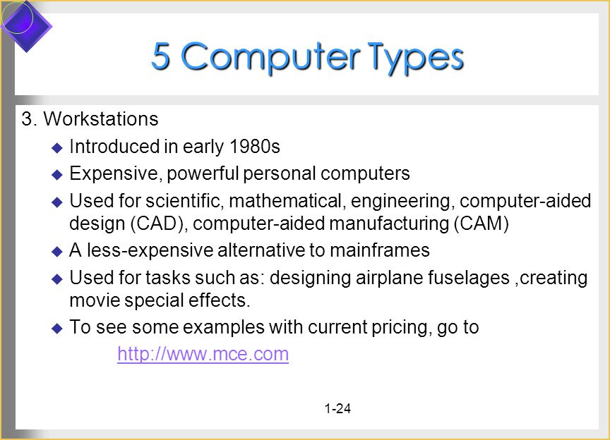 1-24 5 Computer Types 3.