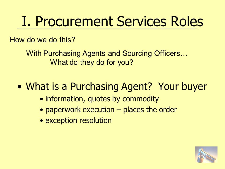 eProcurement New online requisition and ordering system Fast, flexible and paperless Automates the Dept.