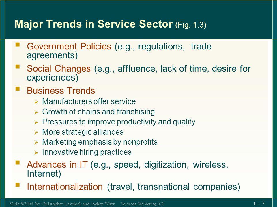 Slide ©2004 by Christopher Lovelock and Jochen Wirtz Services Marketing 5/E 1 - 208 Service Sabotage (Fig.