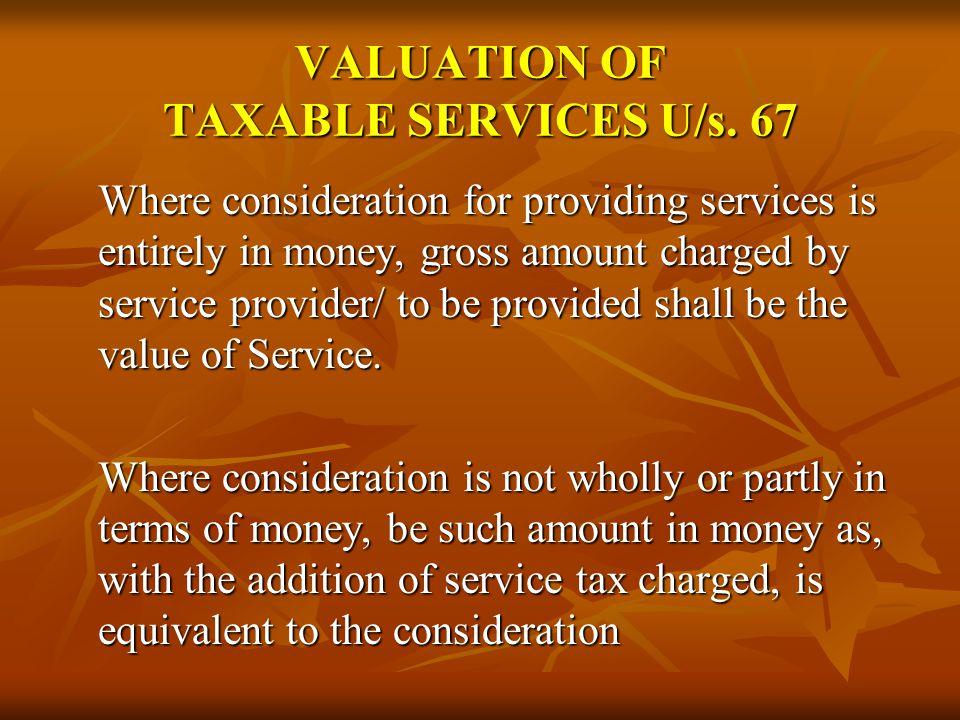 PRINCIPLES FOR VALUE DETERMINATION 1.Circular no.