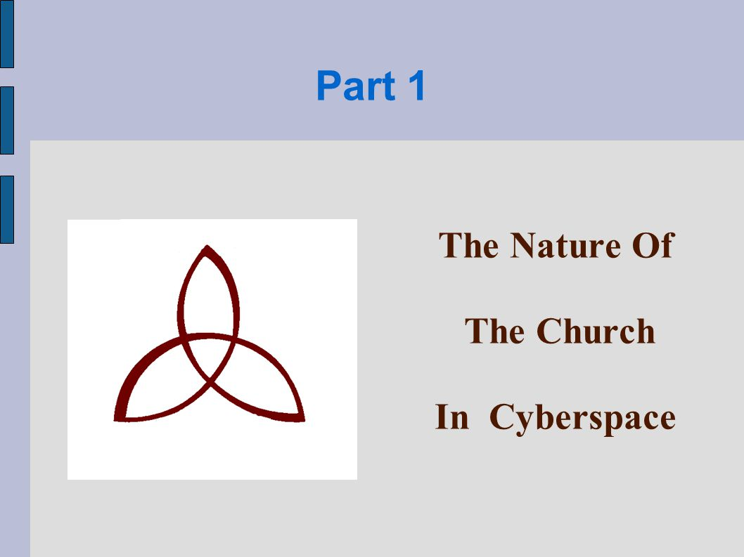Cyberchurch to Neighborhood Church Can people converted online be channeled into local neighborhood churches.