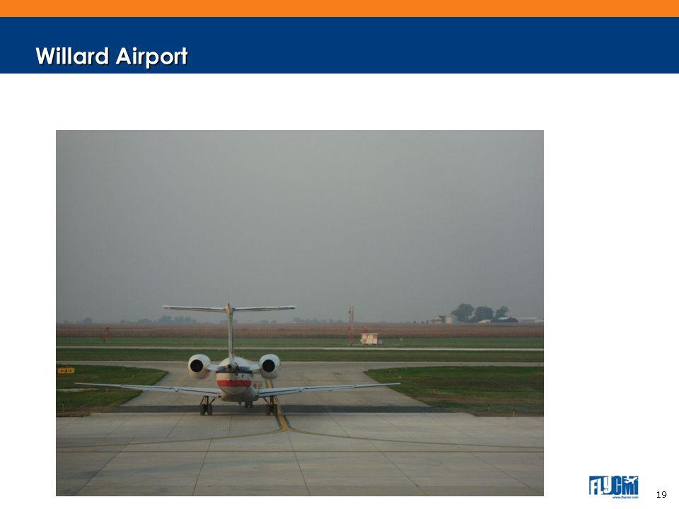 Willard Airport 19