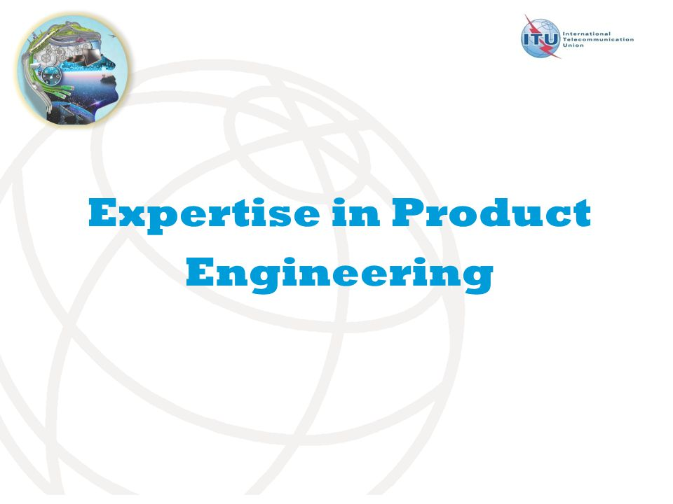 Expertise in Product Engineering