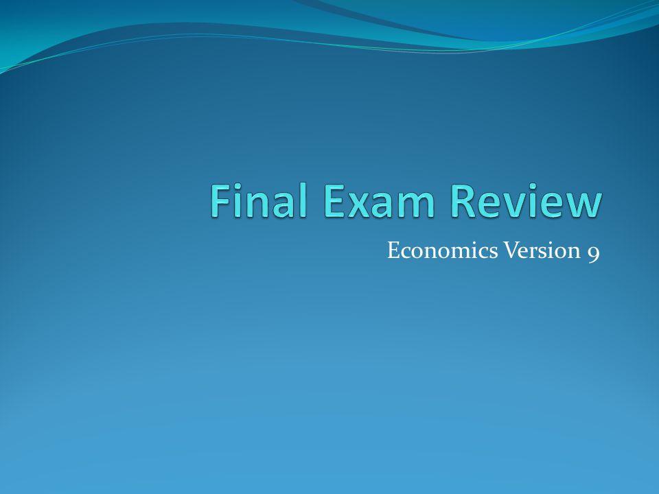 Economics Version 9