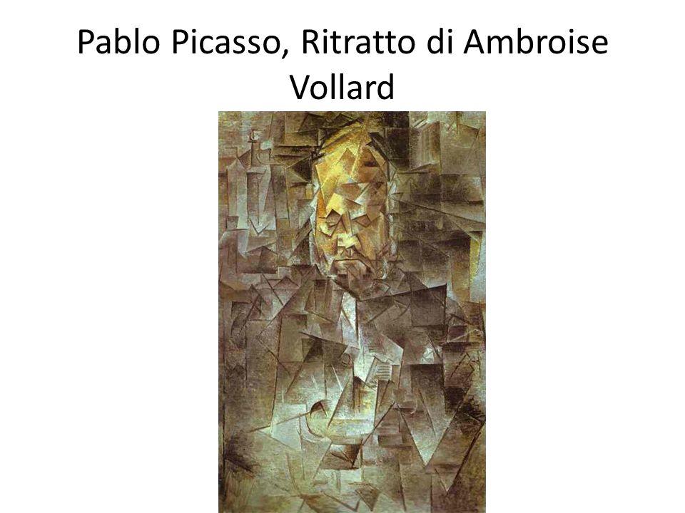 Pablo Picasso, Ritratto di Ambroise Vollard