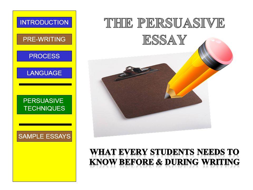 PERSUASIVE WORDS A – Z Persuasive words motivate readers.